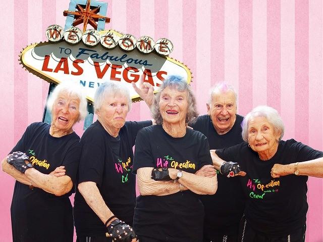 平均年齢83歳!世界最高齢ダンスグループの挑戦追うドキュメンタリー、8月公開決定