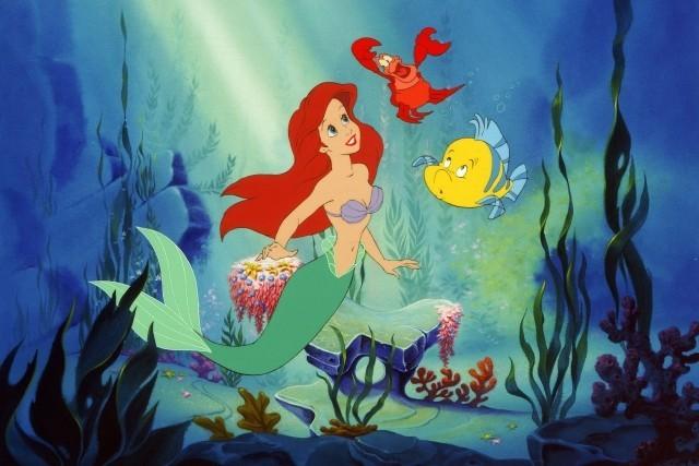 ディズニーも「人魚姫」実写映画化か ユニバーサル版はクロエ・モレッツ主演