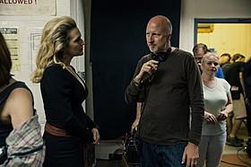 ケイト・ウィンスレットとジョン・ヒルコート監督「トリプル9 裏切りのコード」