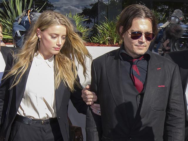 ジョニー・デップの妻アンバー・ハードが離婚申請