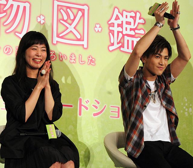 岩田剛典、主演映画イベントでファンの公開プロポーズ成就させ喝采「やって良かった」 - 画像2