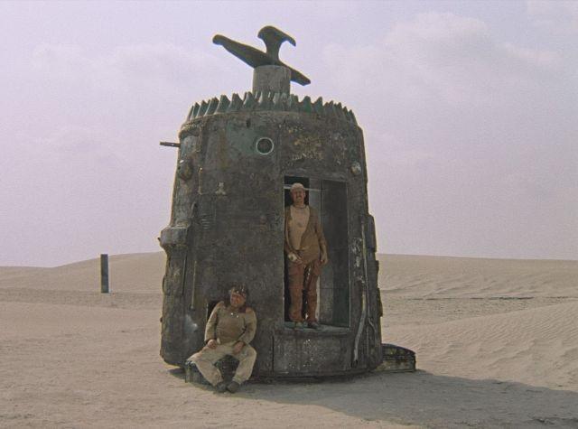 ソ連発脱力系SF「不思議惑星キン・ザ・ザ」8月20日にリバイバル上映