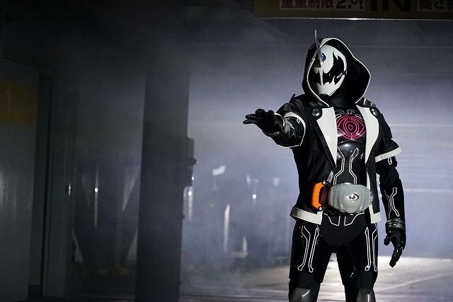 全人類ゴースト化を目論むダークゴースト出現!「劇場版仮面ライダーゴースト」敵キャラ公開