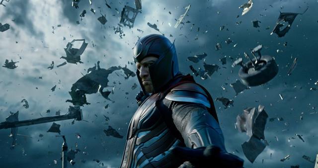 【全米映画ランキング】「X-MEN:アポカリプス」がV 「アリス・イン・ワンダーランド」続編は2位