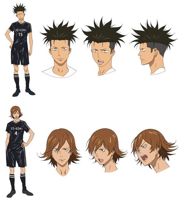 青春サッカーアニメ「DAYS」に吉野裕行、石川界人の出演が決定