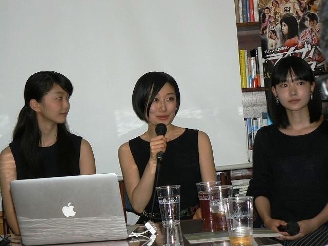「田辺・弁慶映画祭セレクション」前夜祭に受賞監督と主演女優たちが大結集
