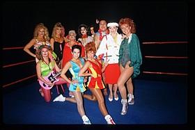 80年代の女子プロレスリング界 を舞台にした新作「GLOW(原題)」