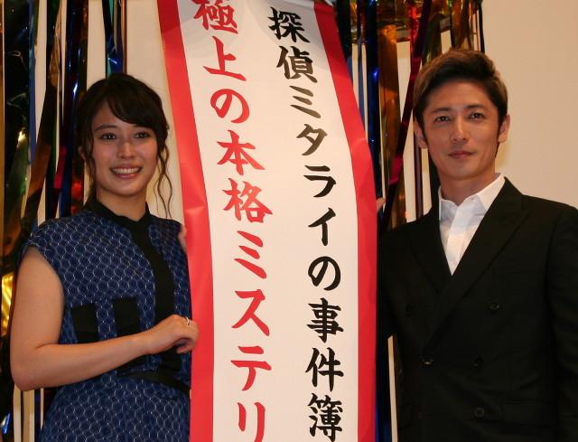 玉木宏、マイペースな広瀬アリスに「普段もかみ合わない」とツッコミ