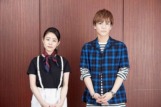 岩田剛典&高畑充希、二人三脚で紡いだ初主演「植物図鑑」は「2人の成長日記」