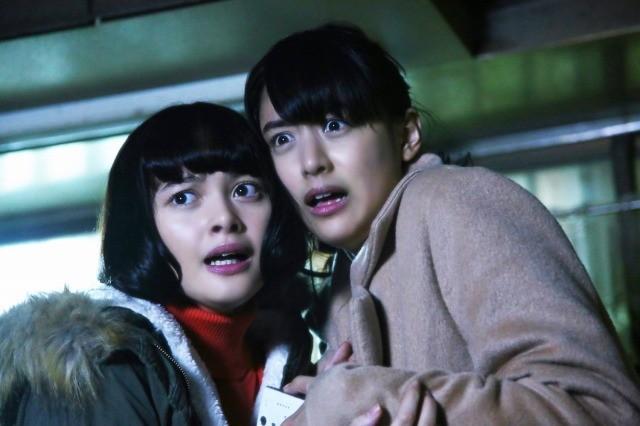 貞子と伽椰子が空中で激突する!?「貞子vs伽椰子」テレビスポット公開