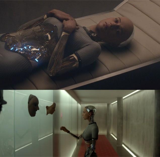 「エクス・マキナ」アリシア・ビカンダーが明かすA.I.ロボットの演じ方!長尺インタビュー映像公開