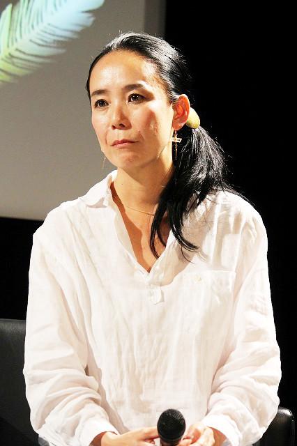 河瀬直美監督、日本の若手監督&俳優への思いを熱く説く
