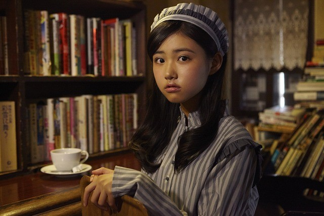 12歳の注目女優・原菜乃華、酒井麻衣監督の商業映画デビュー作に本人役で主演!