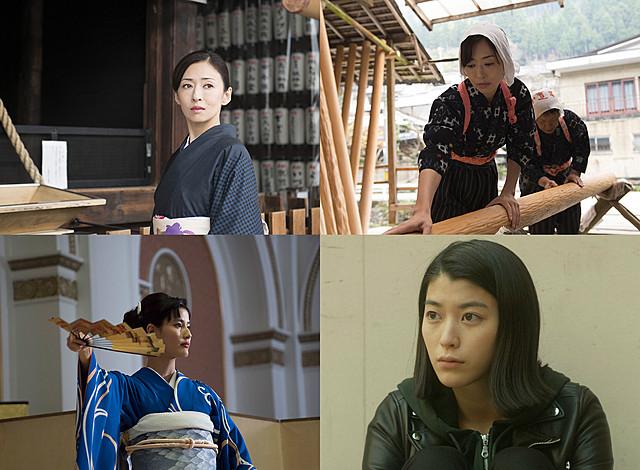 川端康成「古都」を現代版で映画化!松雪泰子が一人二役に挑み京都&パリで撮影