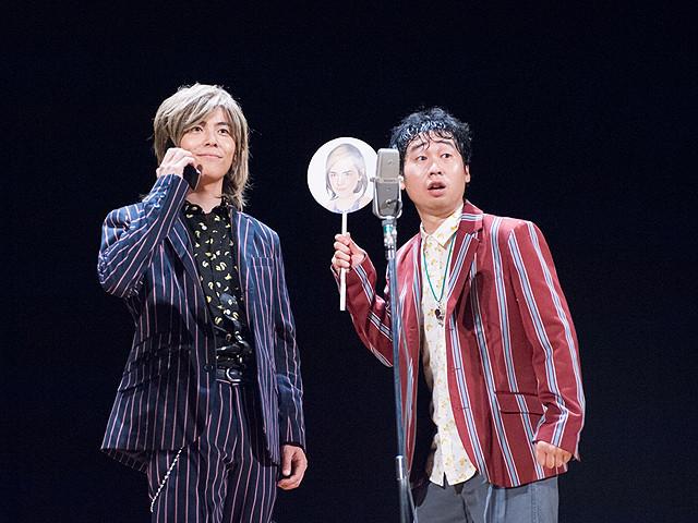 森岡龍&前野朋哉が漫才師を演じる 「エミアビのはじまりとはじまり」