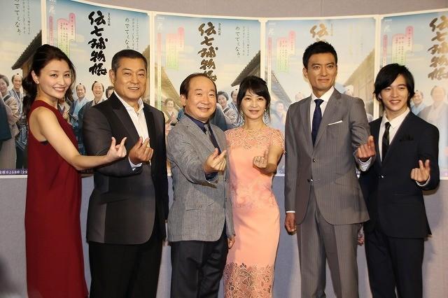 中村梅雀、徳重聡の第1子誕生&原田夏希の結婚を祝福「家族感を深める良い現場」