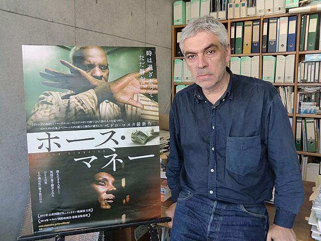 ポルトガルの鬼才ペドロ・コスタ、社会の片隅に追いやられた人間を撮り続ける理由