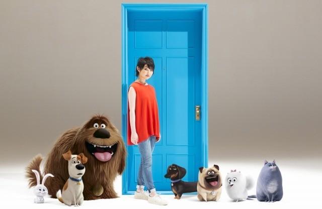 「ペット」日本版イメージソングは家入レオの新曲!インタビュー映像も公開
