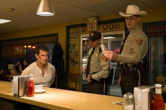 トム・クルーズ主演「アウトロー」続編は11月11日公開!タイトルは「ジャック・リーチャー」に