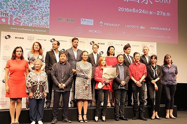 フランス映画祭開幕 イザベル・ユペール、是枝監督を「チェーホフのように偉大」と絶賛 - 画像10