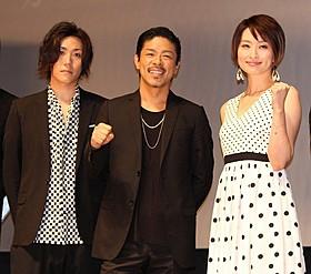 EXILE MATSUが映画を初プロデュース「KABUKI DROP」