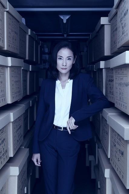吉田羊、日本版「コールドケース」で連続ドラマ初主演!敏腕女性刑事に