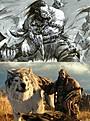 「サイレントヒル」のデザイナー伊藤暢達が「ウォークラフト」主人公を描き下ろし!貴重な作画映像も公開