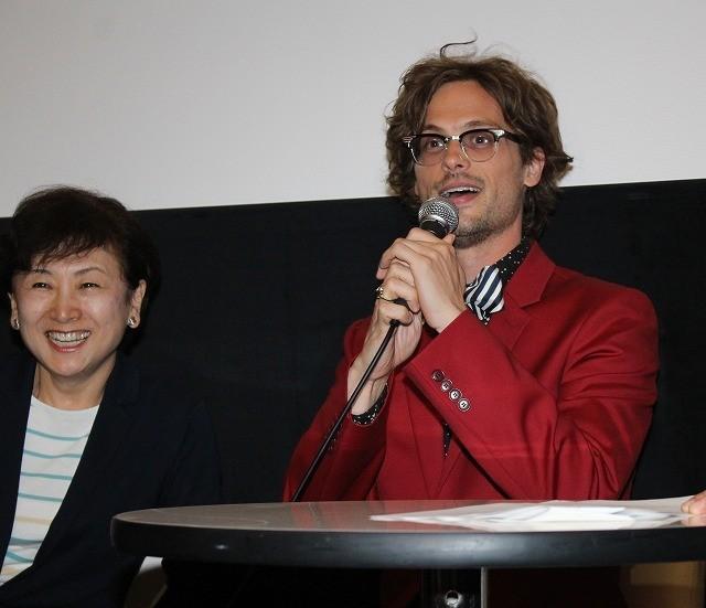 """「クリミナル・マインド」マシュー・グレイ・ガブラー、日本のファンに誓った""""約束""""とは?"""