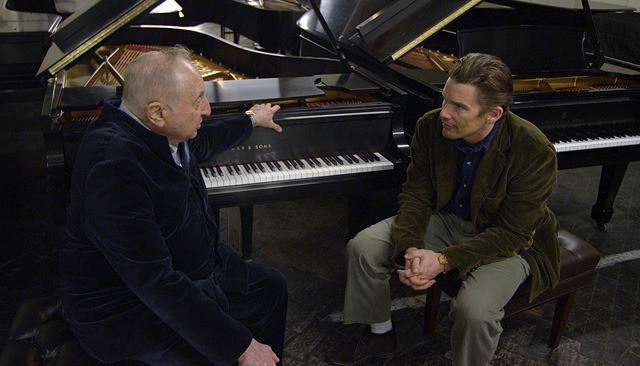 悩めるイーサン・ホークを救った89歳のピアノ教師の言葉 ドキュメンタリー予告公開