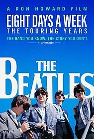公式ポスター「ザ・ビートルズ EIGHT DAYS A WEEK The Touring Years」