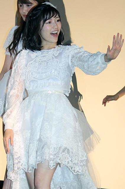 AKB48横山由依、5作目ドキュメンタリーに決意新た「もっと前に進めていきたい」 - 画像3