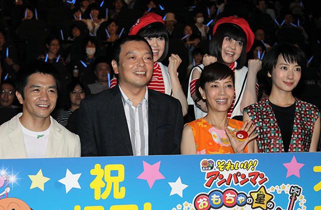 戸田恵子、「アンパンマン」の歴史に隔世の感「波瑠さんが生まれた時は始まっていたんだ」