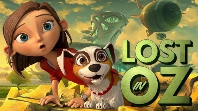 ポリゴン・ピクチュアズが制作する「Lost in Oz」
