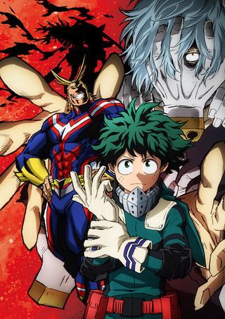 「僕のヒーローアカデミア」第2期制作決定!謎の新キャラクターを大塚明夫が演じる