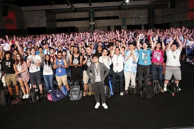 新海誠監督「君の名は。」LAワールドプレミアで3400人がスタンディングオベーション!