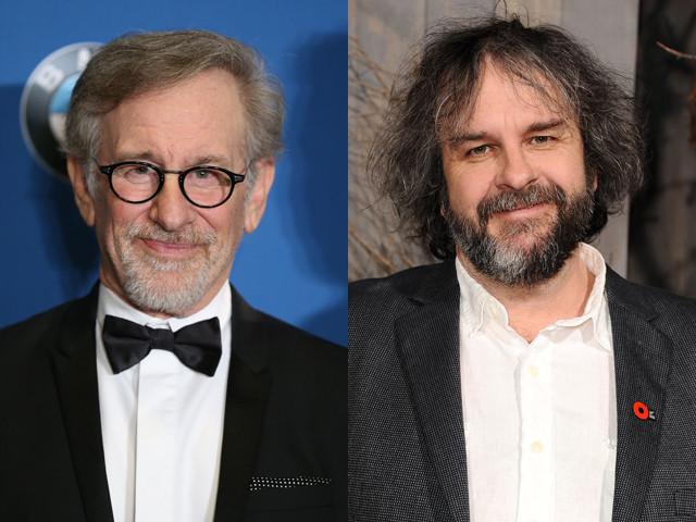 スピルバーグ監督、ピーター・ジャクソン監督と謎の新作で再タッグ