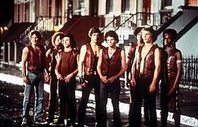 「ウォリアーズ」(1979)の一場面「ウォリアーズ」