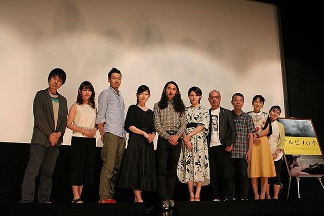 「アルビノの木」金子雅和監督、構想から8年越しの公開に感無量 大自然を捉えた映像へのこだわり語る