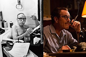 トランボの独特の執筆スタイルも明かされる「トランボ ハリウッドに最も嫌われた男」