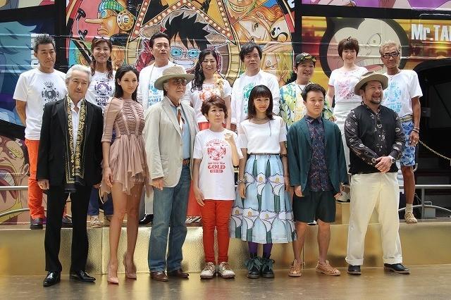 "「ONE PIECE FILM GOLD」33の国と地域で公開決定!ルフィが狙うは""金メダル""級ヒット"