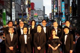 新宿歌舞伎町でプレミア開催!「シン・ゴジラ」
