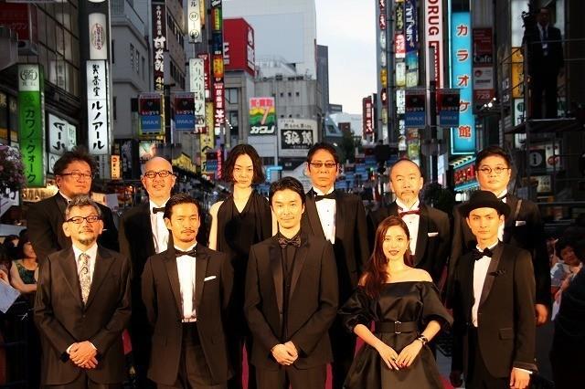 新宿歌舞伎町でプレミア開催!
