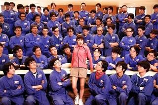 土屋太鳳はメガネ男子好き!理系女子演じた「トリガール!」撮影好調
