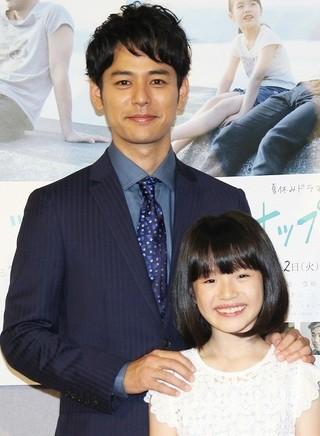 妻夫木聡、父娘の絆を体現し感じた家族愛「いつかは子どもを持ちたい」
