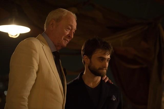 ダニエル・ラドクリフ、「グランド・イリュージョン」続編でマイケル・ケインの息子役に!共演の喜び語る