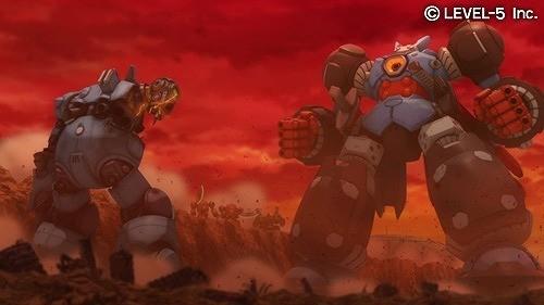 レベルファイブがロボットアニメ「メガトン級ムサシ」に挑戦!「少年ジャンプ」とタッグ