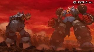 レベルファイブがロボットアニメ...