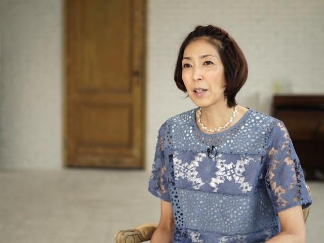 大林素子、女優業への思い「第2の人生、夢はミュージカル出演」