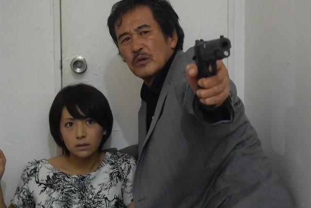 和製フィルムノワール「キリマンジャロは遠く」