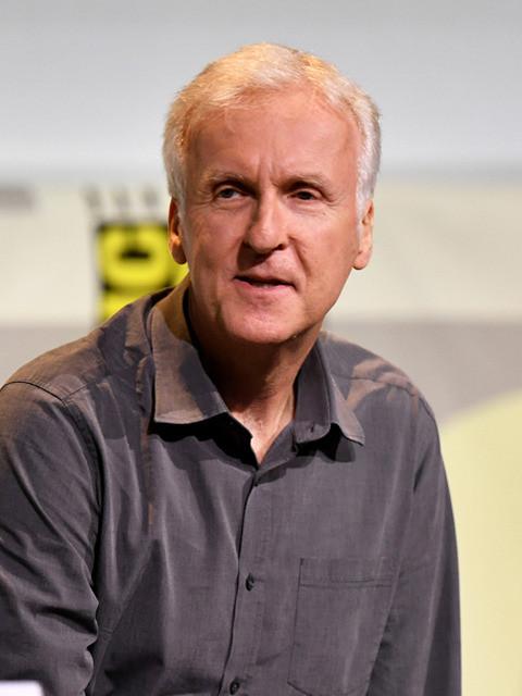 ジェームズ・キャメロン監督、ドナルド・トランプを攻撃 地球温暖化を題材にした短編発表